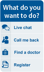 Vidant Health Web Chat