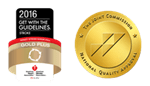 Awards - American Heart Association 2016 Gold Plus Stroke Honor Roll and The    Joint Commission National Quality Approval